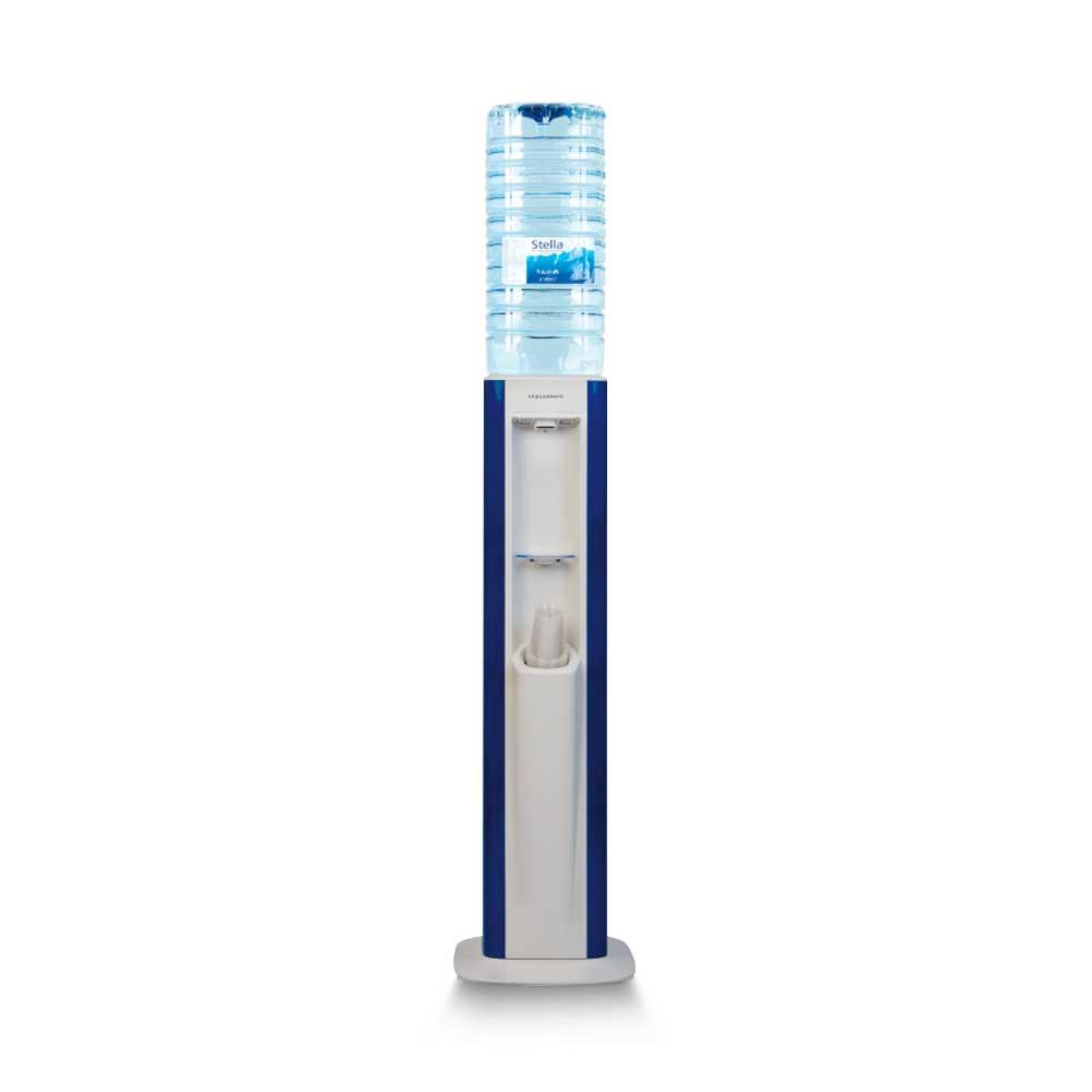 Refrigeratore boccione aquadrato